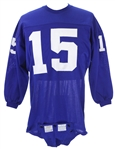 1974 Craig Morton New York Giants Home Jersey (MEARS LOA)