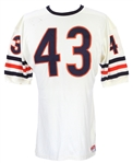 1970 George Farmer Chicago Bears Game Worn Road Jersey (MEARS LOA)