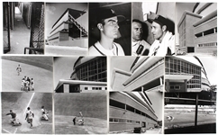 "1953-1965 Milwaukee Braves 8""x 10"" B&W and Color Photos (Lot of 2,000+)"