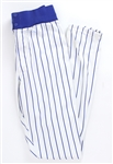 1988 Lee Smith Chicago Cubs Signed Home Uniform Pants (MEARS LOA/JSA)