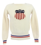 1941 Tommy OBoyle Tulane University All American Sweater (MEARS LOA)