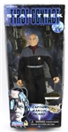 "1996 Captain Jean-Luc Picard Star Trek First Contact 9"" Playmates Figure"