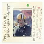 "1950-1960's Ray Nitschke Green Bay Packers 2"" Ektachrome Transparency Slide"
