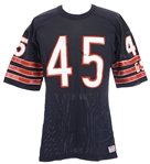 1984-87 Gary Fencik Chicago Bears Game Worn Home Jersey (MEARS LOA)