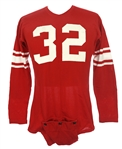 1961 Bill Triplett Game Worn East/West Shrine Game Jersey (MEARS LOA)