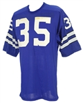 1970 Calvin Hill Dallas Cowboys Game Worn Road Jersey (MEARS LOA)