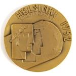 "1952 Helsinki Olympic High-Grade 2"" Participation Medal"