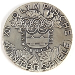 "1976 Innsbruck XII Winter Olympic Games 2"" Participation Medal"