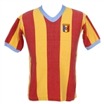 1970s Romania National Team #14 Game Worn Jersey (MEARS LOA)