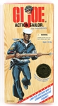 "1996 G.I. Joe Hasbro Limited Edition WWII Commemorative Action Sailor 12"" Figure"