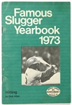1973 Famous Slugger Yearbook by Hillerich & Bradsby Co.