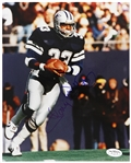 "1977-1987 Tony Dorsett Dallas Cowboys Signed 8""x 10"" Photo *JSA*"