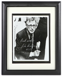 "1948-1975 John Wooden UCLA Bruins Signed 13""x 16"" Framed Photo (JSA)"