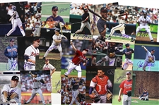 "1970s-2000s Atlanta Braves Signed 8""x 10"" Photos Including Al Hrabosky, Dale Murphy, Glenn Hubbard, and more (Lot of 115+)(JSA)"