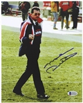 1982-1992 Mike Ditka Chicago Bears Autographed 8x10 Color Photo (Beckett COA)