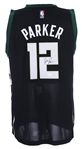 2016 Jabari Parker Milwaukee Bucks Signed Jersey (*JSA*)