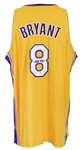 2000s Kobe Bryant Los Angeles Lakers Signed Jersey (PSA/DNA)