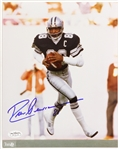 "1973-1983 Drew Pearson Dallas Cowboys Signed 8""x 10"" Photo *JSA*"