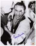 "1950s Carmen Basilio Signed 8""x 10"" Photo (MEARS LOA)"