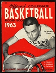 1963 Official Collegiate Basketball Record Book
