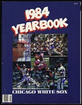 1984 Chicago White Sox Multi-Signed Yearbook Including LaMarr Hoyt, Ron Kittle, and more (JSA)