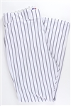 2007 Chris Britton Brian Bruney New York Yankees Game Worn Home Uniform Pants (MEARS LOA)