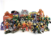 1990s Small Soldiers Collectible Lot (Lot of 30+)