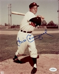 1956-58 Chico Carrasquel Cleveland Indians Autographed 8x10 Photo *JSA*