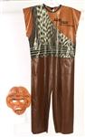 1987 Ferengi Star Trek The Next Generation Halloween Costume