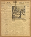 1903 James J. Jeffries James J. Corbett World Heavyweight Title Bout The World Newspaper Page