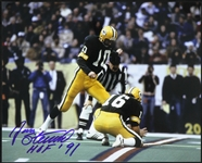 "1990s Jan Stenerud Green Bay Packers Signed 8"" x 10"" Photo (JSA)"