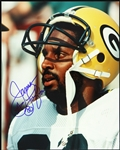 "1990s James Lofton Green Bay Packers Signed 8"" x 10"" Photo (JSA)"