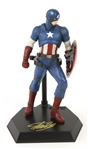 2015 Stan Lee Signed Captain America Crazy Toys Action Figure (PSA/DNA)
