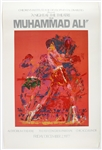 "1977 Muhammad Ali ""A Night at the Theatre"" 26""x 40"" Poster"