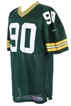 1998-2000 Vonnie Holliday Green Bay Packers Signed Jersey (*JSA*)