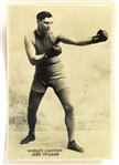 1910s Jess Willard Heavyweight Boxing Champion 5x7 Photo
