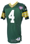 1994 Brett Favre Green Bay Packers Home Jersey (MEARS LOA)