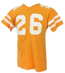 1979-82 Willie Gault Tennessee Volunteers Jersey (MEARS LOA)