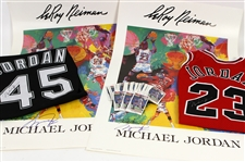 1990s Sports Memorabilia Collection - Lot of 125+ w/ Michael Jordan, Frank Thomas & More