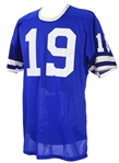 1971-72 Lance Alworth Dallas Cowboys Road Jersey (MEARS LOA)