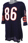 1973-77 Bob Parsons Chicago Bears Game Worn Home Jersey (MEARS A8)