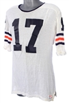 1973 Ike Hill Chicago Bears Game Worn Road Jersey (MEARS A10)