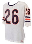 1973 Carl Garrett Chicago Bears Game Worn Road Jersey (MEARS A10)