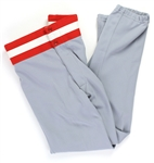 1985 Pete Rose Cincinnati Reds Road Uniform Pants (MEARS LOA)