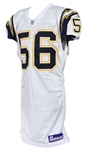 2005 Shawne Merriman San Diego Chargers Game Worn Road Jersey (MEARS A10/Team COA)
