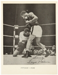 1960s Floyd Patterson Heavyweight Champion Signed 8x10 Photo (JSA)