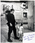 1942 Janet Ann Gallow Ghost of Frankenstein (Frankenstein & Cloestine side by side) Signed LE 16x20 B&W Photo (JSA)