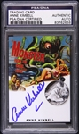 1954 Anne Kimbell Monster from the Ocean Floor Signed LE Trading Card (PSA/DNA Slabbed)