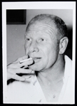 "1956 Bill Veeck St. Louis Browns Original 5""x 7"" Photo"