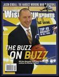 2008 Buzz Williams Marquette Golden Eagles Signed Inside Wisconsin Sports (JSA)